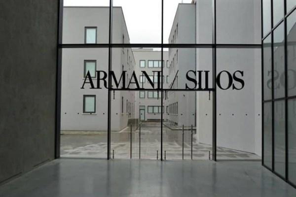L'Armani Silos a Milano