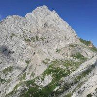 Il Sentiero Spinotti e l'Anello dei Tre Rifugi