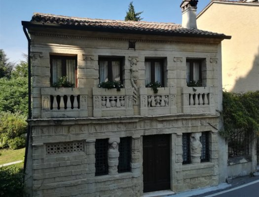 La Casa Longobarda ad Asolo