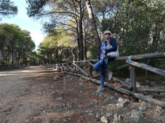 Il sentiero naturalistico Baia di Porto Selvaggio nel Salento