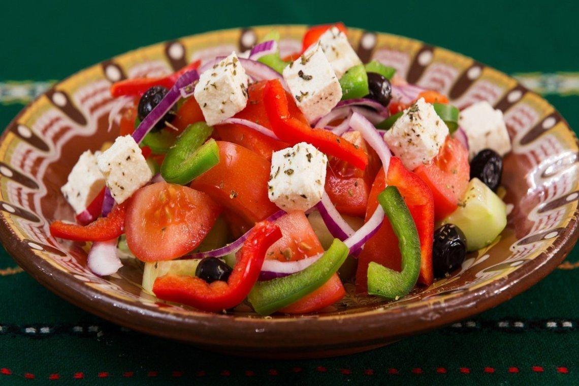 Cosa si mangia in Grecia