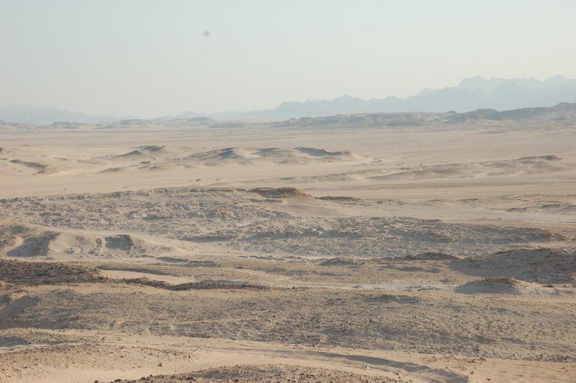 Deserto Mar Rosso