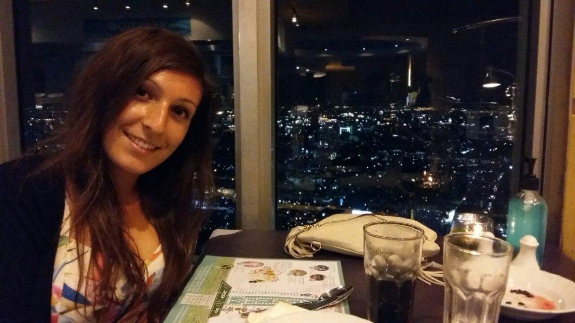 Cenare al Baiyoke Sky Hotel