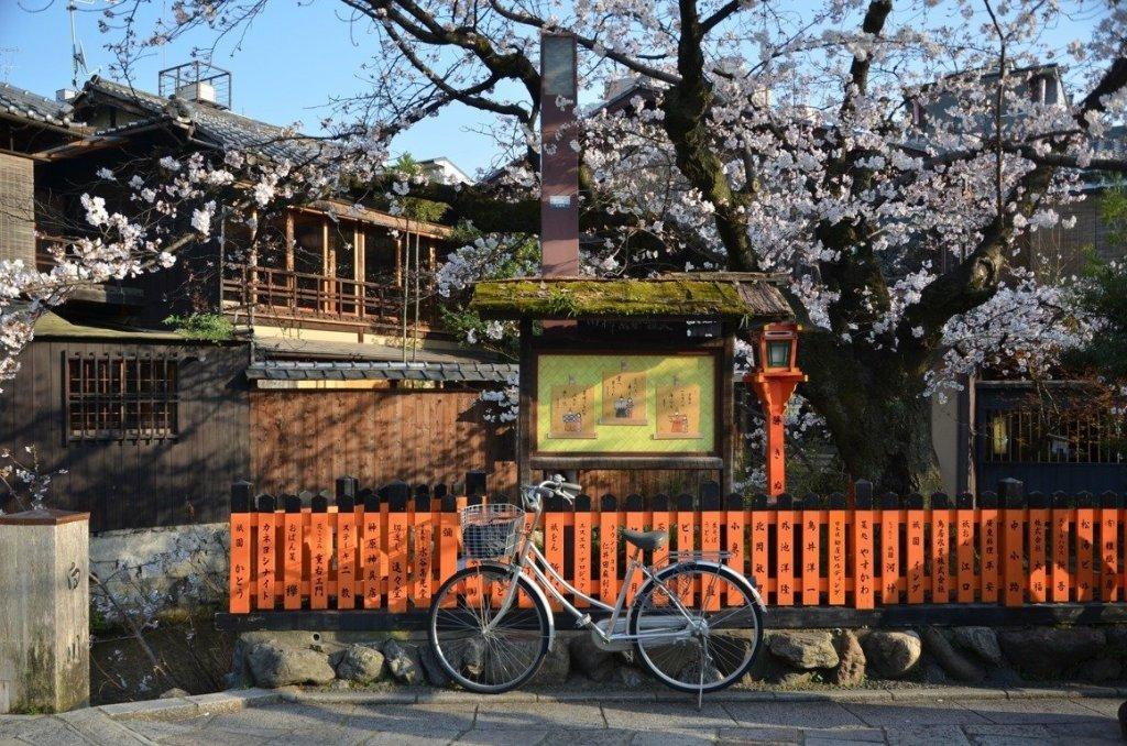 Higashiyama Giappone