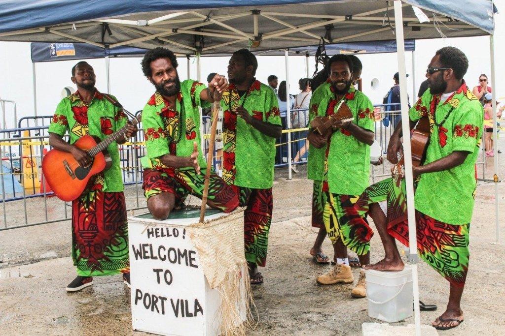 Come arrivare alle Vanuatu