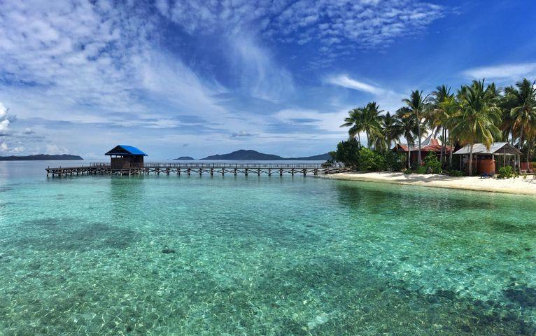 Come arrivare a Raja Ampat