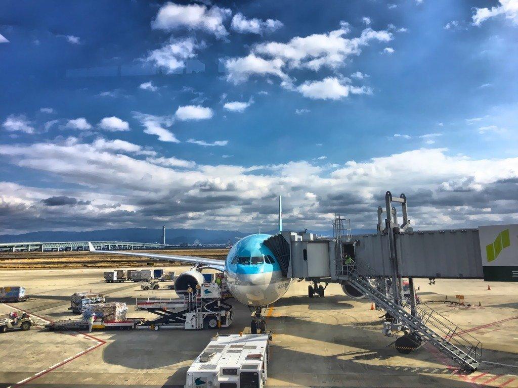 Aeroporto Incheon Seoul