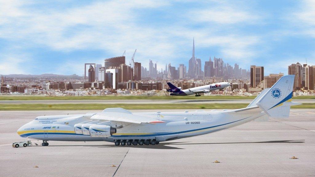 Aeroporto di Dubai