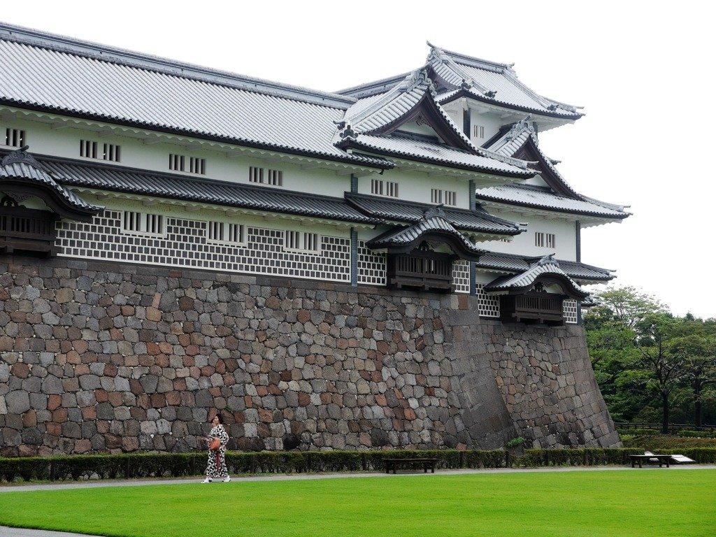 Kanazawa Giappone