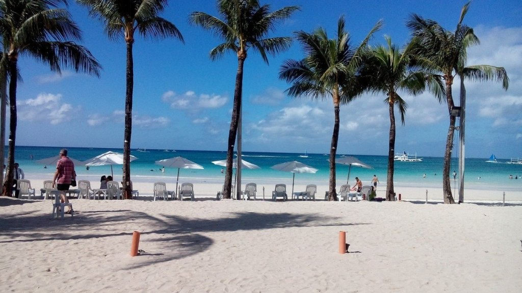 Spiagge a Boracay