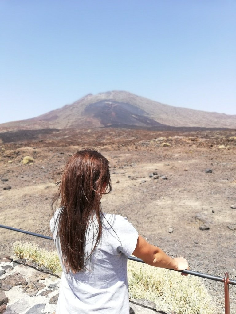 Mirador Teide