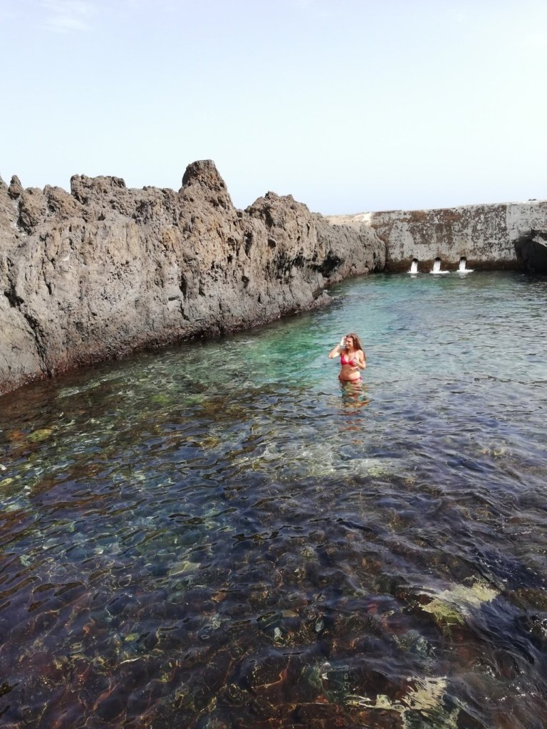 Piscine naturali Tenerife