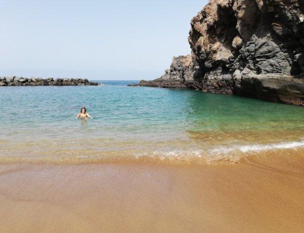 Spiagge bianche Tenerife