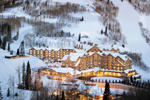 Just Checked Out: Montage, Deer Valley