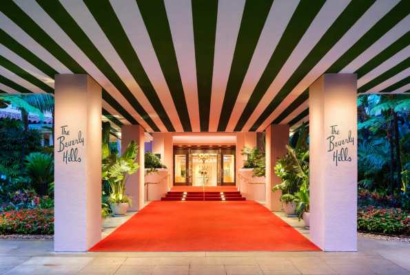Hotel Review: The Beverly Hills Hotel