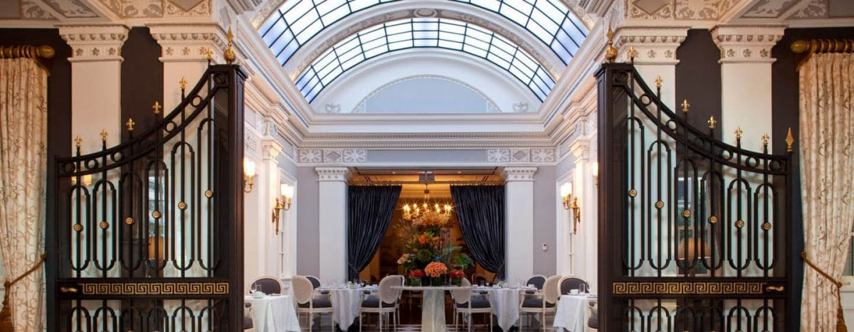 Just Checked Out: The Jefferson Hotel, Washington DC