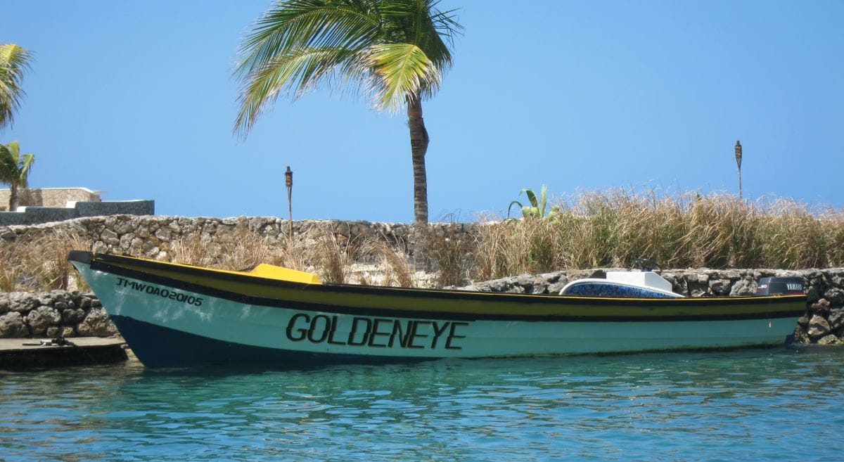 Just Checked Out: Goldeneye Resort, Jamaica