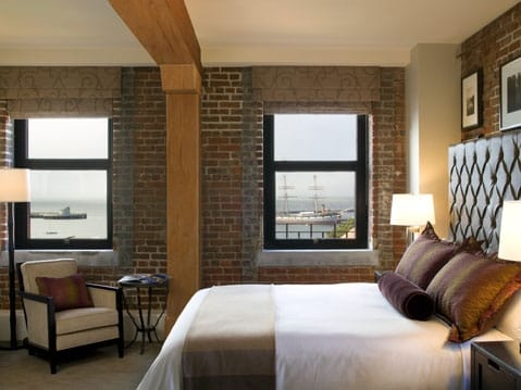 Just Checked Out: Fairmont Heritage Place in Ghirardelli Square, San Francisco