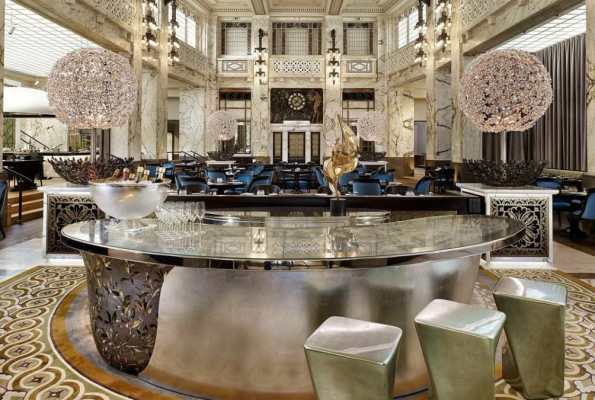 Just Checked Out: Park Hyatt, Vienna
