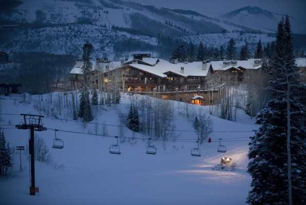 Just Checked Out: Stein Eriksen Lodge, Deer Valley