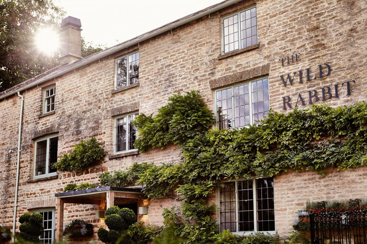Inside Look: The Wild Rabbit in the Cotswolds