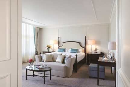 Inside Look: Waldorf Astoria, Amsterdam