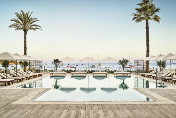 Postcard From: Nobu Hotel, Ibiza Bay
