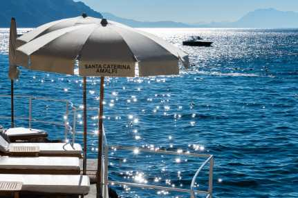 Just Checked Out: Hotel Santa Caterina, Amalfi