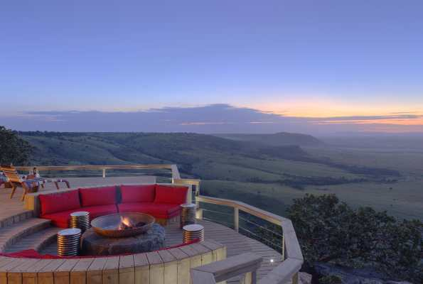 Safari Lodge Review: Angama Mara in the Maasai Mara, Kenya