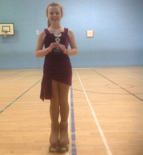 Skater of the Month Febraury 2016 - Imogen