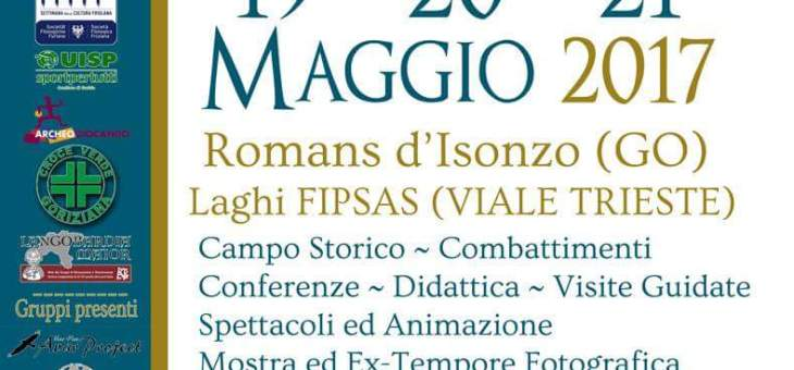 Giornata ecologica presso i laghetti di Romans – domenica 14 maggio 2017