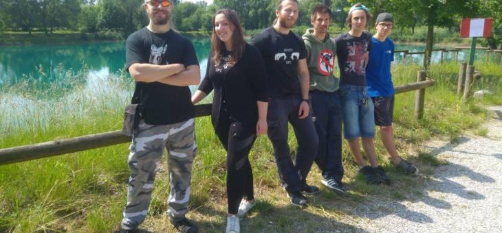 Una giornata ecologica per riqualificare i laghetti di Romans d'Isonzo – 14 maggio 2017