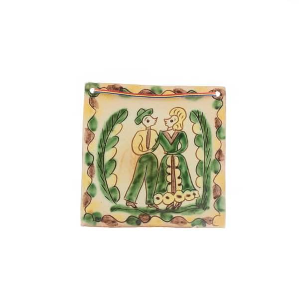 Cahlă ceramică Kuty Botoșani 15 x 15 cm