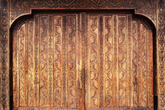 artizanat romanesc in lemn