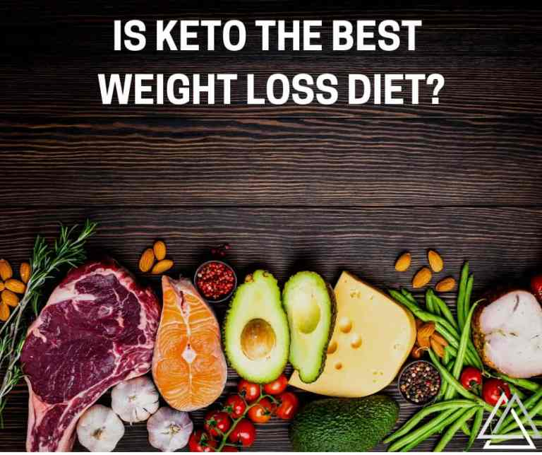 Is Keto the best weight loss diet?