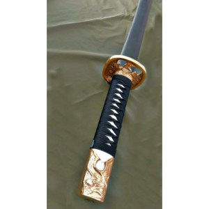 SAMURAI KATANA- 1050 HIGH CARBON STEEL