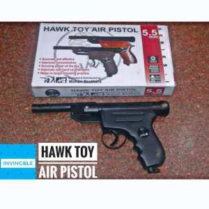 HAWK TOY AIR PISTOL (Full Metal)