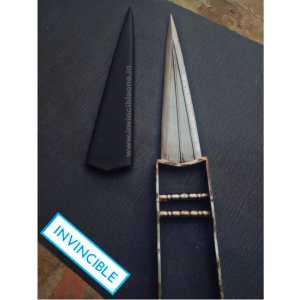 KATAR DAGGER (BIG Push Dagger)