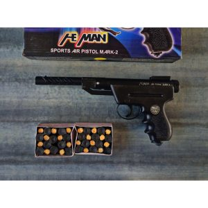 HeMan Air Pistol For Sports and Hobby – Mark 2 Model