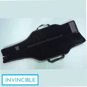 Case For Scoped Air Rifle- Black