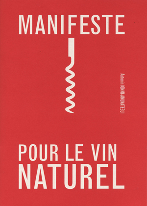 Manifeste vin naturel 1