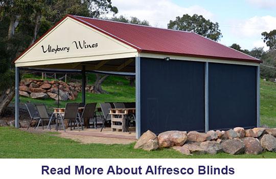 Alfresco Blinds Adelaide
