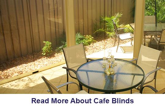 Café Blinds Adelaide | Outdoor Blinds Adelaide