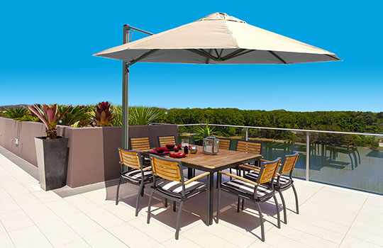 Outdoor Umbrellas Unley