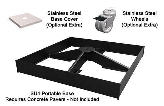 Shadowspec Cantilever Umbrella Portable Base