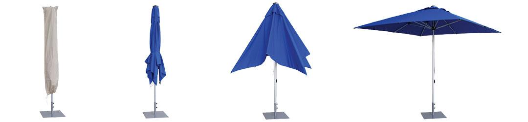 Shadowspec Café Market Umbrellas Adelaide