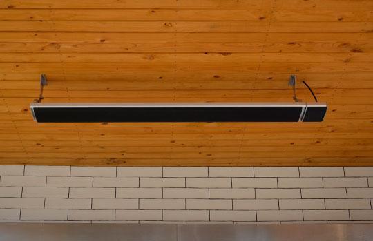 Rinnai Outdoor Radiant Heater