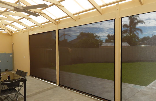Alfresco Blinds Thorngate | Outdoor Blinds Thorngate