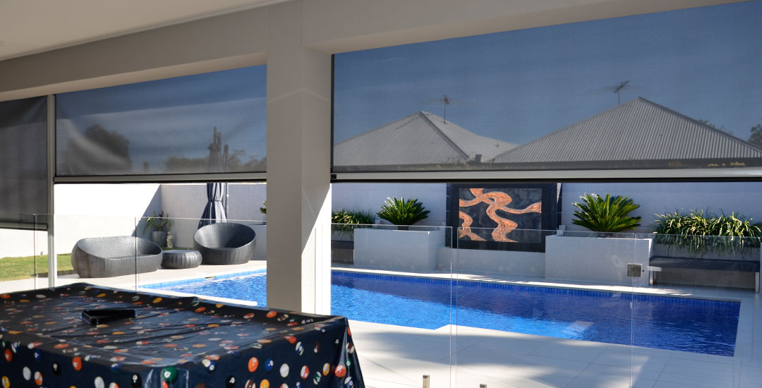 Motorised Outdoor Blinds Adelaide | Inviron Blinds Adelaide