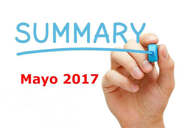 resumen de mayo 2017